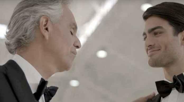 Bocelli tra i cantanti italiani famosi nel mondo