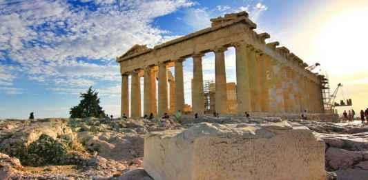 Tempio archeologico dell'età greca