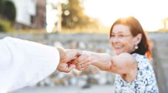 Badante da assistenza ad anziani
