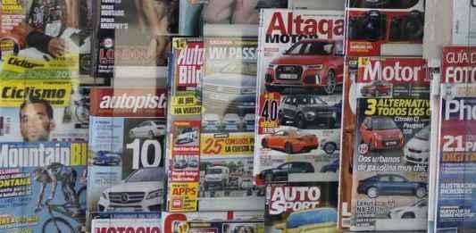 riviste di auto