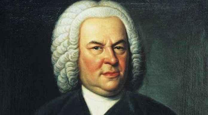 Ritratto di Johann Sebastian Bach