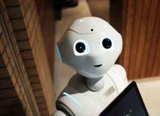 Uno dei robot musicisti