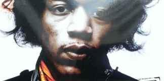 Ritratto di Jimi Hendrix