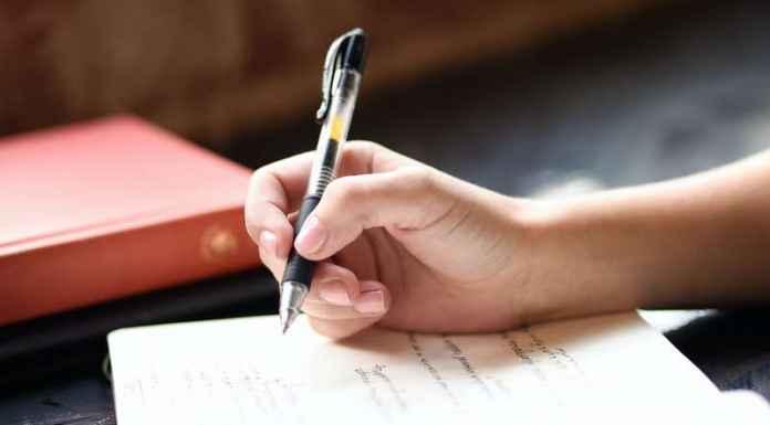 Scrittura a mano libera