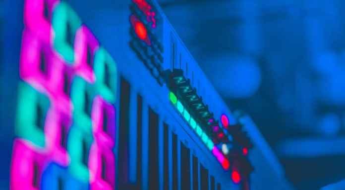 Tastiera elettronica per produzioni musicali