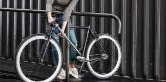Sistema contro furti di bici