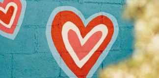 disegni di cuori di amore