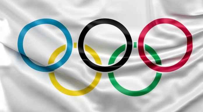 Bandiera olimpiadi