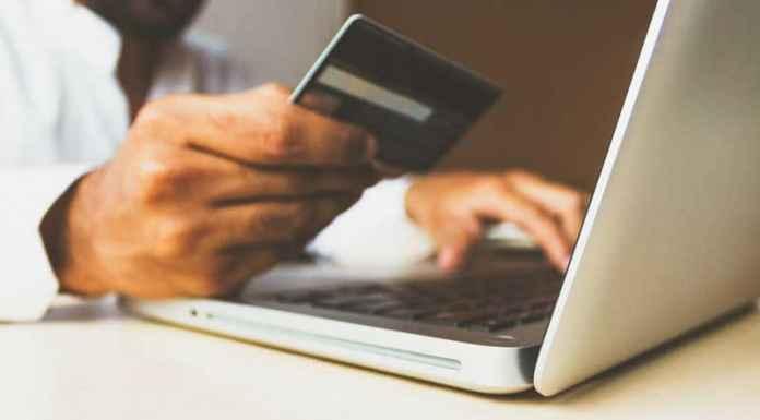 Utilizzo carta di credito in sicurezza online