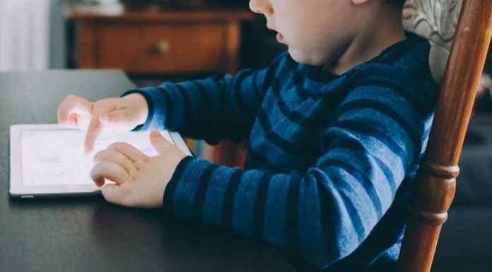 Giochi online su tablet