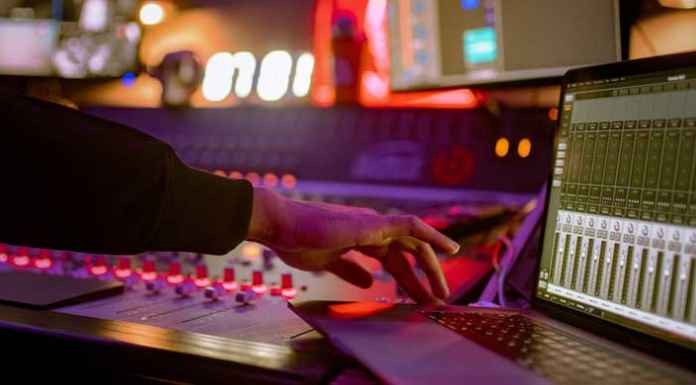 Studio musicale