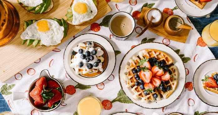Piatti da prima colazione